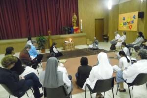 Oración de grupo