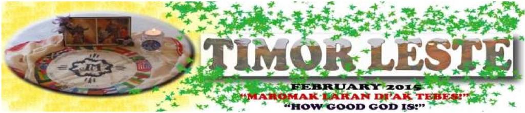 Timor Leste JM