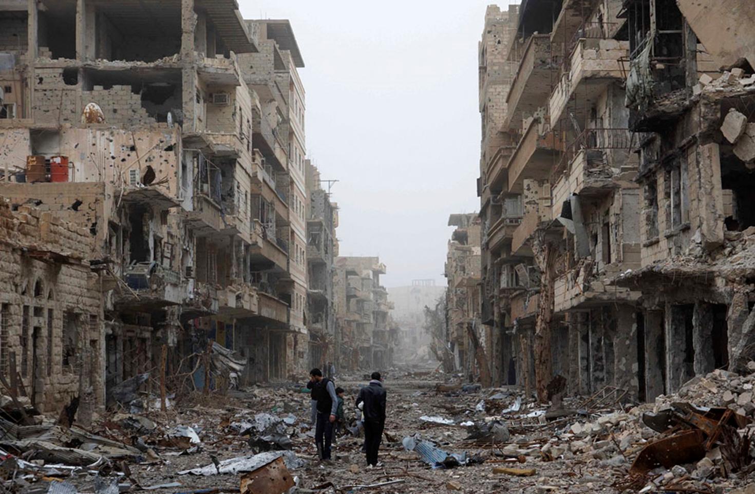 Suor Annie da Aleppo: «Siamo pronti al peggio»