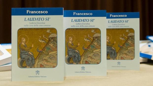 """Conferenza presentazione Lettera Enciclica """"Laudato sì"""" Papa Francesco"""