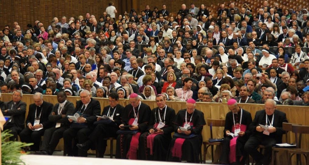 Audiencia del Papa Francisco para los participantes del Congreso