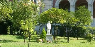 Sainte Claudine, prie pour nous !