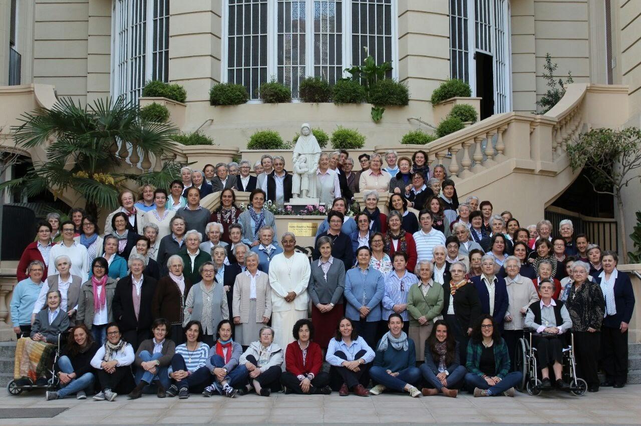 NOUVELLES – Visite de la Province d'Espagne. 22 janvier – 25 avril 2017