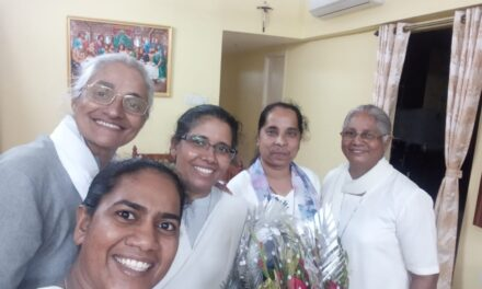 Visite canonique à la Viceprovince de Kolkata